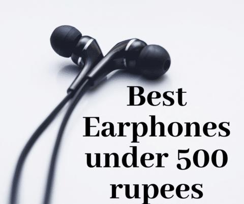 best-earphones-under-500
