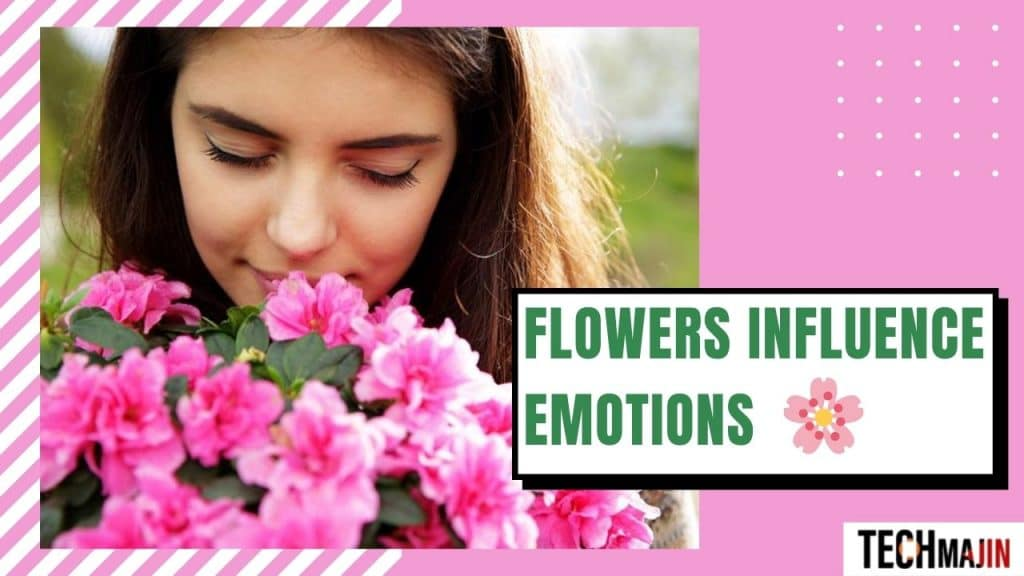 flowers influence emotions