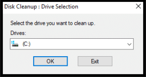Disk cleanup- How to increase laptop speed