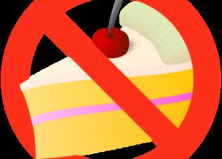 No to calories
