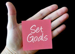 Set goals-Weight Loss Diet