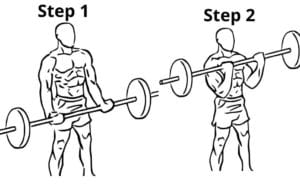 barbbell curl workout